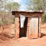 The Water Project: Ilandi Community A -  Latrine