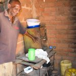 The Water Project: Kivani Community C -  Kitchen