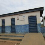 The Water Project: St. John RC Primary School -  School Latrines