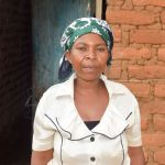 The Water Project: Kivandini Community -  Juliana Nzioka
