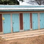The Water Project: Mbau Community -  Latrines