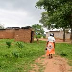 The Water Project: Kivandini Community A -  Nzioka Household