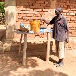 The Water Project: Kivani Community C -  Dish Rack