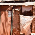 The Water Project: Utuneni Community C -  Latrine