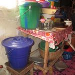 The Water Project: Mahera Community, 3 Robolla Street -  Water Storage