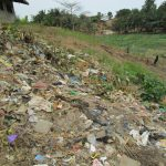 The Water Project: St. John RC Primary School -  School Garbage Pit