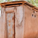 The Water Project: Utuneni Community -  Latrine