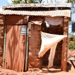 The Water Project: Uthunga Community -  Latrine