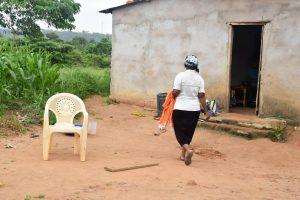 The Water Project:  Nzioka Household