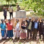 The Water Project: Kathuni Community A -  Finished Hand Dug Well