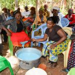 The Water Project: Kitandini Community -  Soap Training