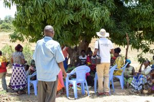 The Water Project:  Self Help Group Meeting
