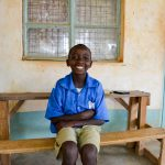The Water Project: Kyulungwa Primary School -  Fredrick Ndambuki