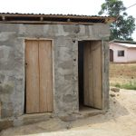 The Water Project: Mahera Community, 3 Robolla Street -  Latrine