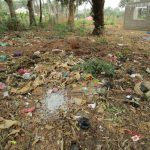 The Water Project: Molokoh Community, 720 Main Motor Road -  Garbage Pile In Community