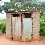 The Water Project: Kivandini Community A -  Latrine