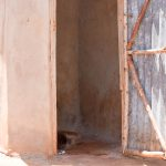 The Water Project: Utuneni Community A -  Latrine