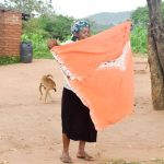 The Water Project: Kivandini Community -  Clothesline