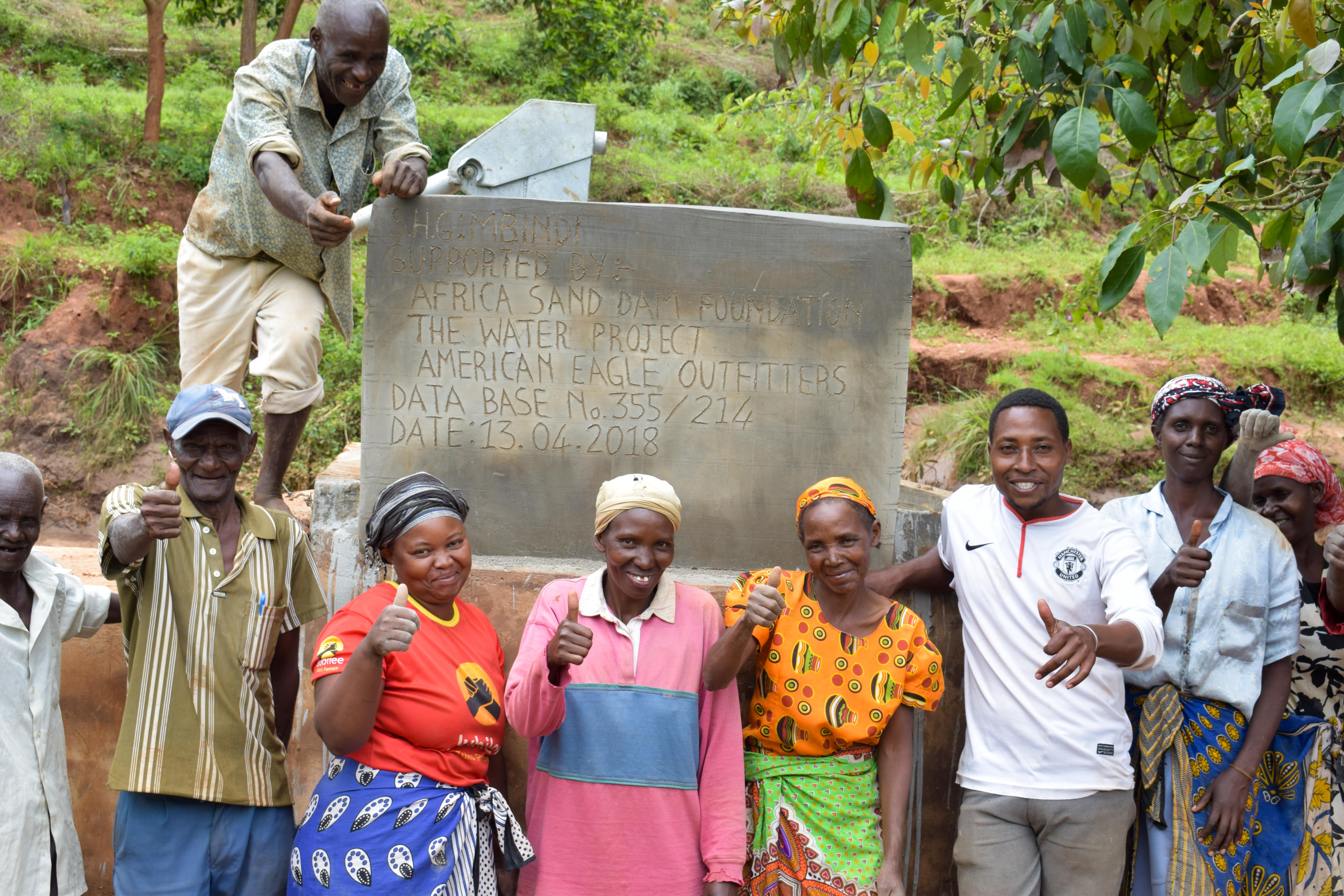 The Water Project : 18-kenya18205-clean-water
