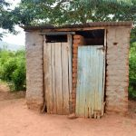 The Water Project: Kivandini Community -  Latrine