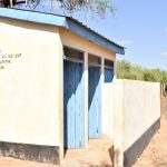 The Water Project: Katuluni Primary School -  Pit Latrines