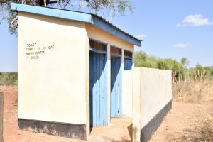 The Water Project:  Pit Latrines