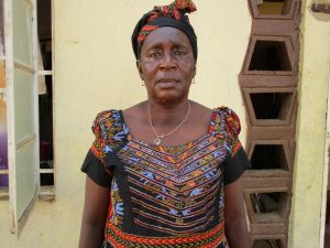 The Water Project:  Madam Florence Boyah