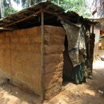 The Water Project: Kitonki Community A -  Latrine