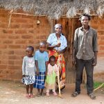 The Water Project: Maluvyu Community B -  Mutunga Family