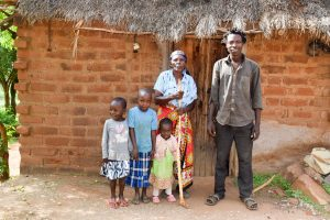 The Water Project:  Mutunga Family