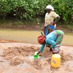 The Water Project: Kitandini Community -  Current Water Source