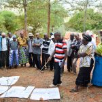 The Water Project: Kitandini Community A -  Training