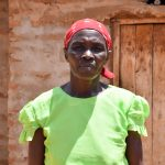 The Water Project: Katuluni Community B -  Mary Mutemi
