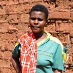 The Water Project: Syatu Community -  Catherine Kyalo