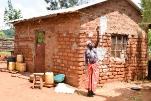 The Water Project:  Mutua Household