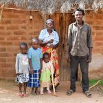 The Water Project: Maluvyu Community C -  Mutunga Family