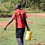 The Water Project: Masola Community A -  Walking A Long Distance Home With Water