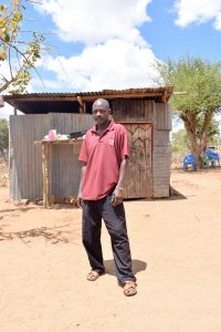 The Water Project:  Jeremiah Ngei