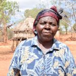 The Water Project: Ilandi Community A -  Veronica Mwende