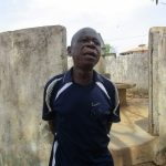 The Water Project: Targrin Community -  Talking With Idrisa Munda Kamara About The Well