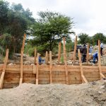 The Water Project: Kivandini Community -  Sand Dam Construction