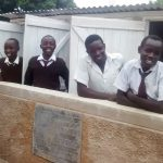 The Water Project: Womulalu Secondary School -  New Latrines