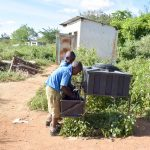 The Water Project: Kyulungwa Primary School -  Handwashing Station