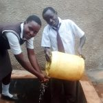 The Water Project: Womulalu Secondary School -  Clean Water