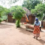 The Water Project: Maluvyu Community B -  Mutunga Household