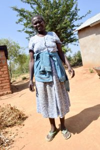 The Water Project:  Itatini Shg Member Beatrice Makau