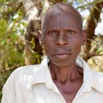 The Water Project: Kyetonye Community -  Ezekiel Mutiso