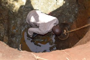 The Water Project:  Well Excavation