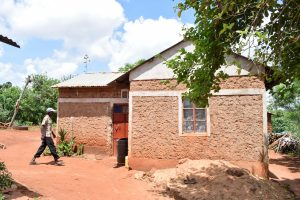 The Water Project:  Mbalu Household