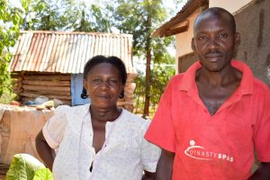 The Water Project:  Mumbua Household